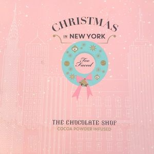 Too faced chocolate shop limited edition