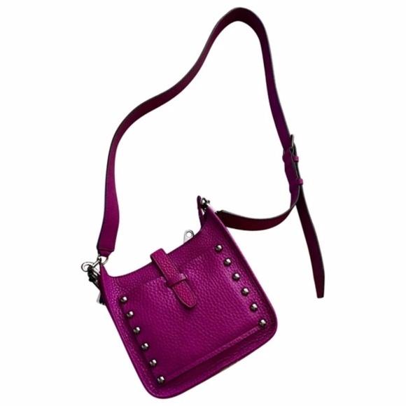 d1aaa28bef7 Rebecca Minkoff Bags   1 Hourpurple Rain Mini Feed Cross Body Bag ...