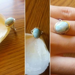 Jewelry - Larimar ring
