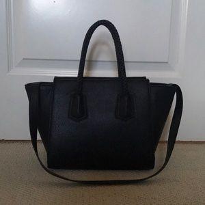 H&M BLACK CELINE STYLE BAG