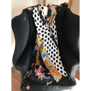 NWT Zara Women Print Dress