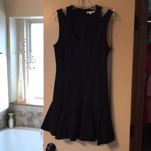 Rebecca Minkoff Black Dress