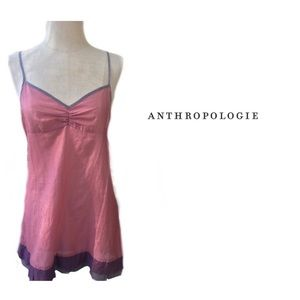 Anthropologie by Sparkle and Fade Top Size Medium
