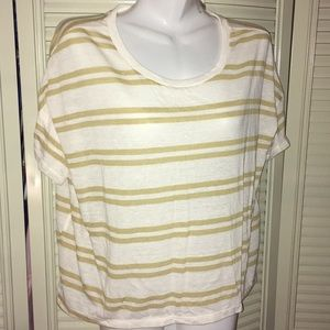 NWT Old navy oversized tee - size small