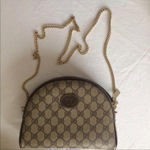 Gucci monogram vintage bag