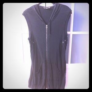 c10563f0117279 Love by YaYa Jackets   Coats - Love by YaYa - vest Sleeveless hoodie -