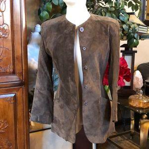 Christian Dior Suede Jacket 💕