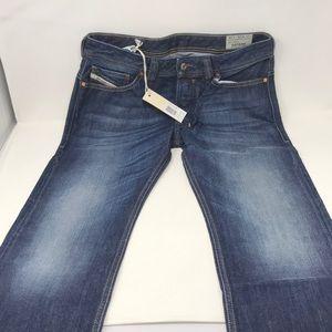 Men's Diesel 0823G Safado jeans a10 box1