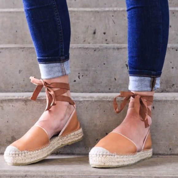 Paradise Leather Espadrille Free People zD7K9