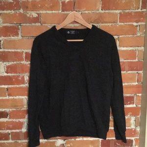 J Crew 100% Merino Wool Men's V-Neck Sweater