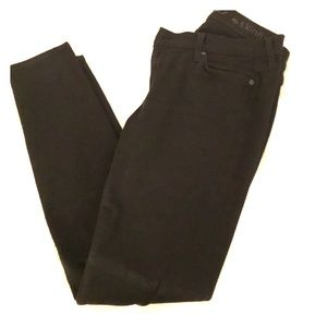 Seven for All Mankind - Black Skinny Jeans