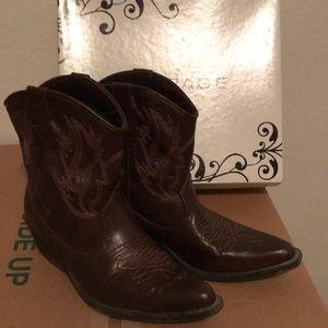 Rampage cowboy boot