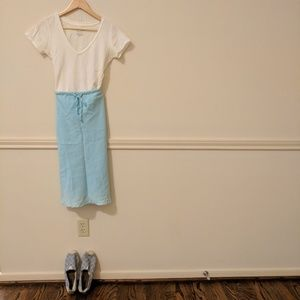 Dresses & Skirts - Ombre sea blue skirt
