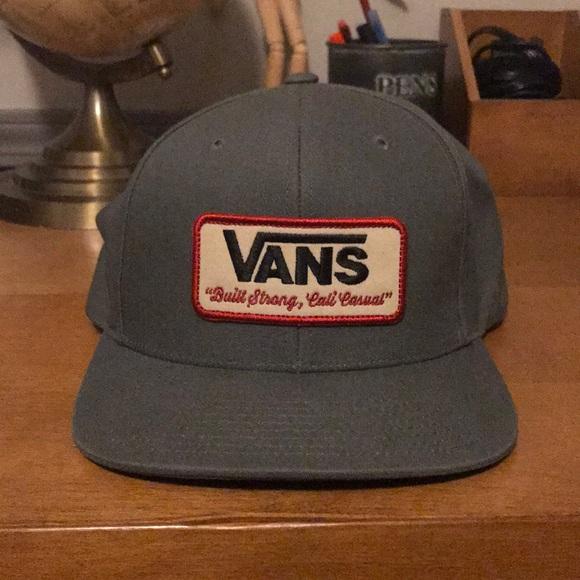 Vans Rowley Hat - Snapback f909759c8e59