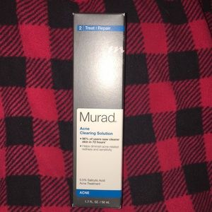 Murad Acne Clearing Solution 1.7oz New