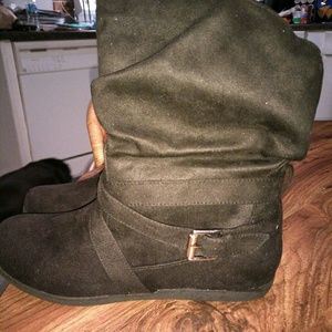 😎Flat ankle boots