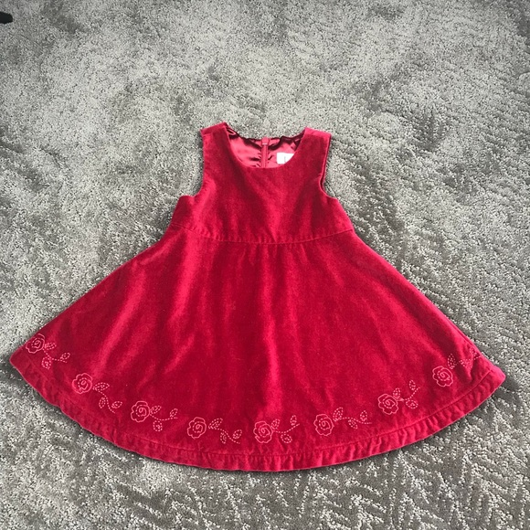 childrens place 18 month christmas holiday dress