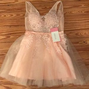 Dresses & Skirts - Pink party dress