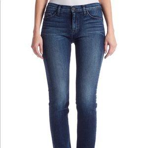 Hudson Tilda midrise cigarette straight leg jeans