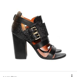 Authentic Givenchy Vittoria heels