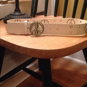 Other - Girl's Peace Sign Belt