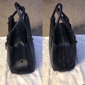 Coach Bags - Coach Brooklyn Carryall 34 - Navy Blue - Handbag 9e0f192f60c84