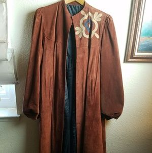 Beautiful Vintage Suede Coat