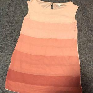 LC Lauren Conrad Ombré Dress