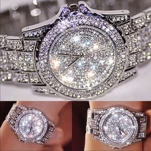 Accessories - Major Bling Watch
