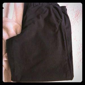 J.Crew men's cotton dress pant.