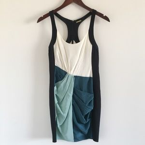 Rebecca Minkoff Silk Joshua Racerback Dress