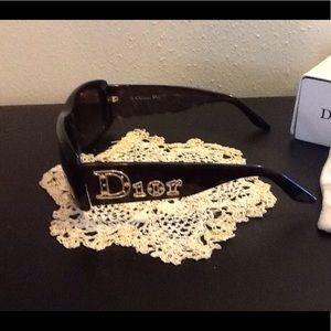 Christian Dior Aventura 2 sunglasses w case/bag