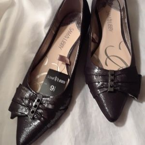 🎁 NWT SAM & LIBBY Fancy Flats