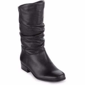 St Johns Bay Slouch Brown Boots Size 9.5