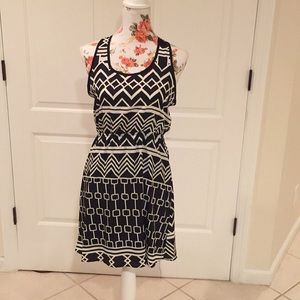 Gorgeous dress with fun back!