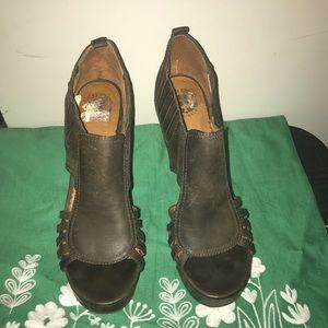 Lucky Brand Heeled Sandals