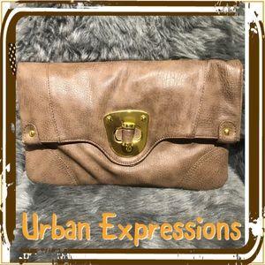 Urban Expressions Clutch