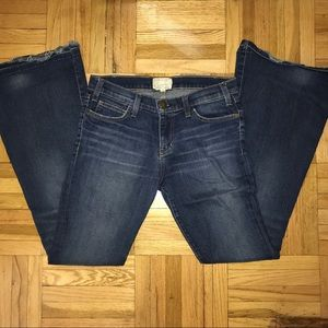 Current Elliot flare jean