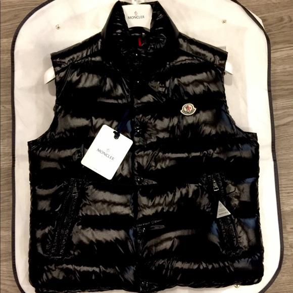 7b0a26d5419ed MONCLER - TIB GILET (vest) Size 3 (M L)  475