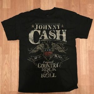Johnny Cash tshirt size medium