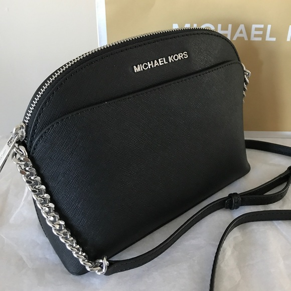 0eac77a830 Michael Kors Emmy Dome Cross Body