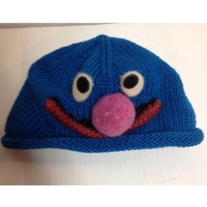 Sesame Street Grover hat DeLux Small