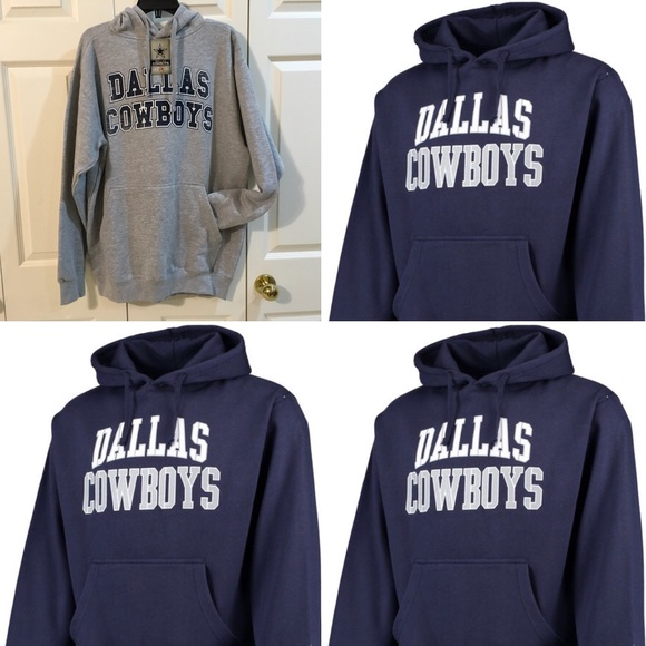 timeless design d389a 34798 New Dallas cowboys men hoodie sweatshirt size 3XL NWT