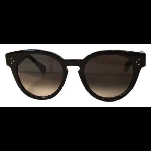 7c00d7673479 Celine Accessories - Celine Thin Preppy (CL 41049 S) Sunglasses