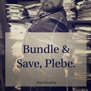 Bundle Big, Save Big!!!