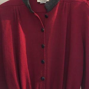 St. John I. Magnin dress