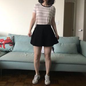 AA corduroy circle skirt NWT