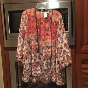 really pretty cardigan. great for any outfit