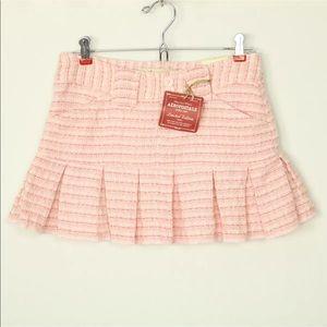 Aeropostale Skirt Mini Limited Edition 0 Pink