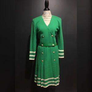 Vintage St. John Santana Knit Dress